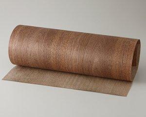 【ウォールナット板目】450*1800(シール付き)天然木のツキ板シート「クイックタイプ」