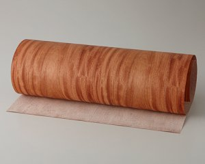 【カリン板目】450*1800(シール付き)天然木のツキ板シート「クイックタイプ」
