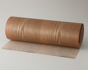 ツキ板 シート【キハダ板目】0.4ミリ厚*450*1800:Mサイズ[Quickタイプ](和紙貼り/粘着付き)