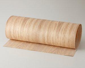 ツキ板 シート【ゼブラ板目】0.4ミリ厚*450*1800:Mサイズ[Quickタイプ](和紙貼り/粘着付き)