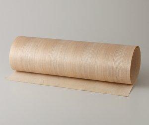 ツキ板 シート【セン柾目】0.4ミリ厚*450*1800:Mサイズ[Quickタイプ](和紙貼り/粘着付き)