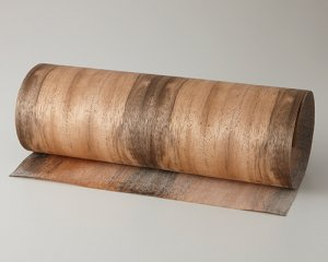 【ダオ柾目】450*1800(シール付き)天然木のツキ板シート「クイックタイプ」