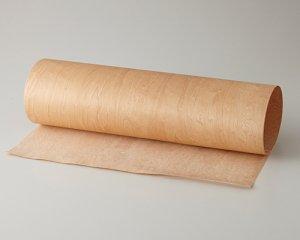 【ハードメープル杢目】450*1800(シール付き)天然木のツキ板シート「クイックタイプ」