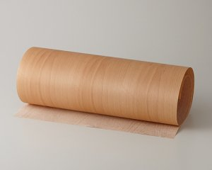 ツキ板 シート【ブナ板目】0.4ミリ厚*450*1800:Mサイズ[Quick](和紙貼り/粘着付き)