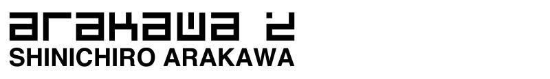 SHINICHIRO ARAKAWA official online shop
