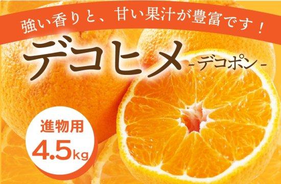 デコヒメ 【進物用】5kg