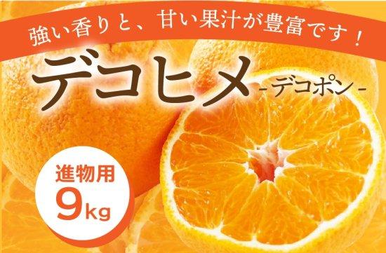 デコヒメ 【進物用】10kg