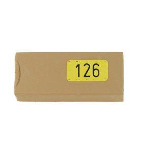 ハードワックス 126