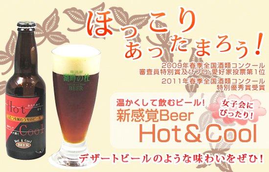 Hot & Cool ビール【2009、2011年受賞ビール】6本セット