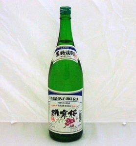 緋寒桜30度1升瓶(大島食糧(株)酒造所)