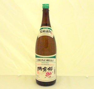 緋寒桜25度1升瓶(大島食糧(株)酒造所)
