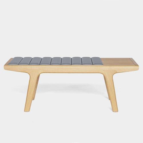 ショーン・ディックス/Reversoレベルソベンチ+コーヒーテーブル【W180cm】詳細画像1