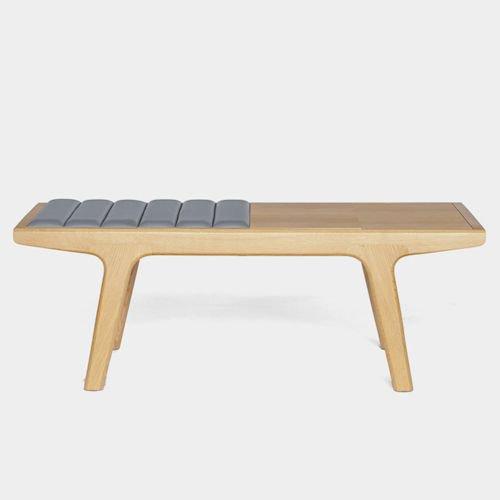 ショーン・ディックス/Reversoレベルソベンチ+コーヒーテーブル【W180cm】詳細画像2