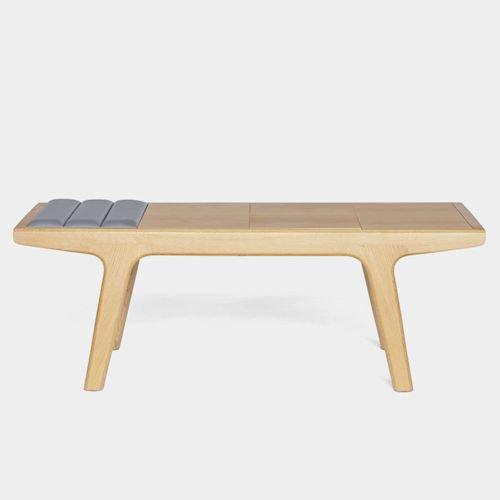 ショーン・ディックス/Reversoレベルソベンチ+コーヒーテーブル【W180cm】詳細画像3
