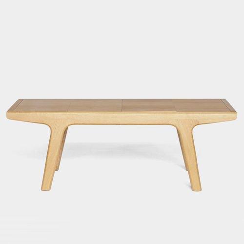 ショーン・ディックス/Reversoレベルソベンチ+コーヒーテーブル【W180cm】詳細画像4