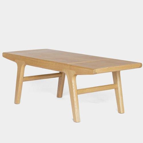 ショーン・ディックス/Reversoレベルソベンチ+コーヒーテーブル【W180cm】詳細画像5