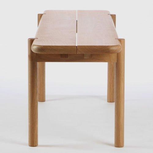 デザイナーズスタイル/シェーカースタイルベンチ【W135cm】詳細画像-デザイナーズ家具通販N PLUS