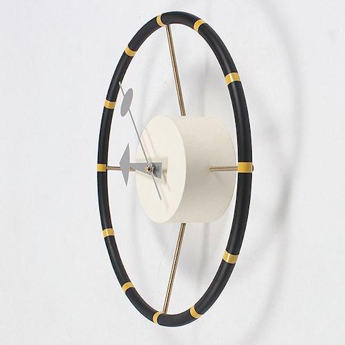 ジョージ・ネルソン/SteeringWheelClockステアリングホイールクロック詳細画像2