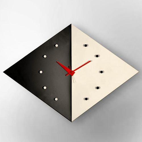 ジョージ・ネルソン/KiteClockカイトクロックメイン画像-デザイナーズ家具通販N PLUS