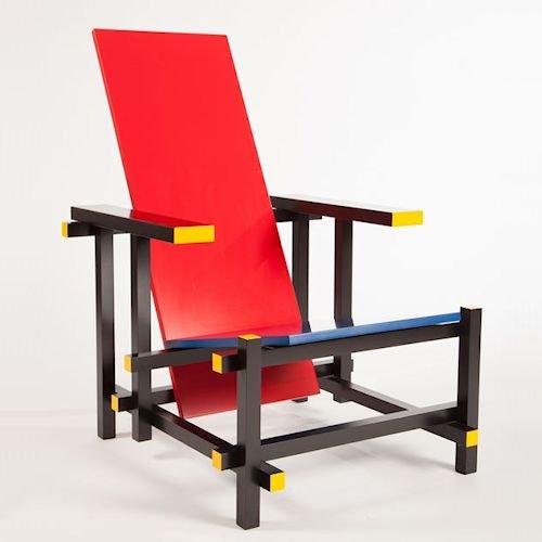 トーマス・リートフェルト/Red&Blueレッドアンドブルーメイン画像-デザイナーズ家具通販N PLUS