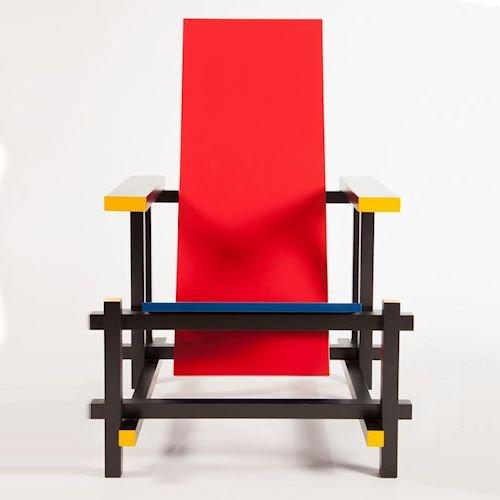 トーマス・リートフェルト/Red&Blueレッドアンドブルー詳細画像1