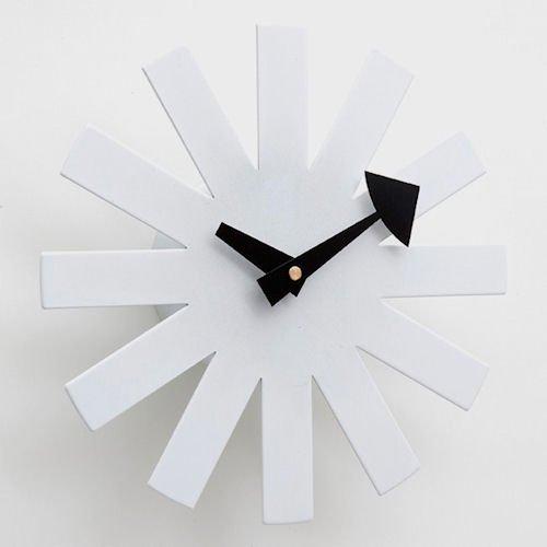 ジョージ・ネルソン/AsteriskClock*アスタリスククロック【追加色ホワイト】詳細画像1