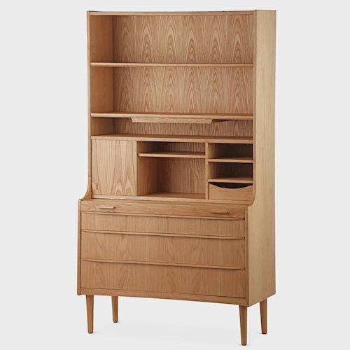 北欧デンマークリプロダクト/ドレッサーシェルフ9533メイン画像-デザイナーズ家具通販N PLUS