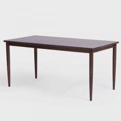 北欧リデザイン/ソリッドウッデンダイニングテーブル【W140cm無垢材】