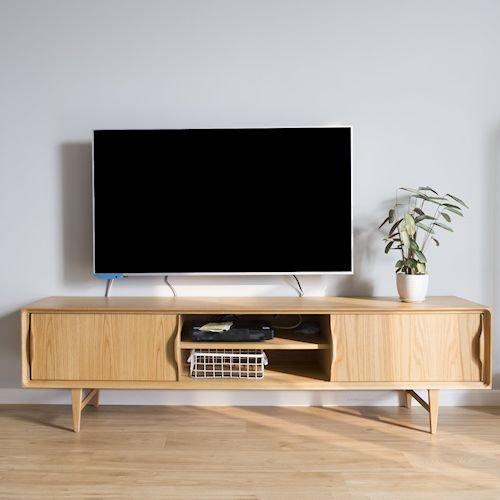 北欧デンマークリデザイン/TVボードW200詳細画像1