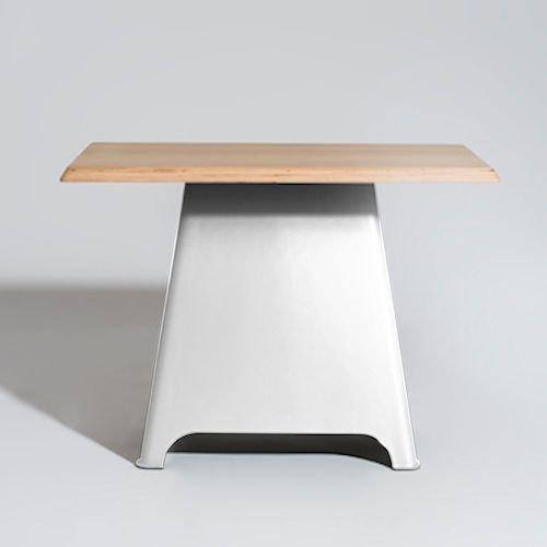 ショーン・ディックス/MachineTableBマシーンミドルテーブル【天板75×50cm高さ56cm仕様】詳細画像1