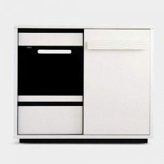 GARTガルト/キッチン収納SULEシュール120ミドルボード