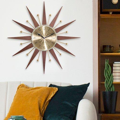 ジョージ・ネルソン/EyeClockアイクロック【Verichron製】詳細画像1