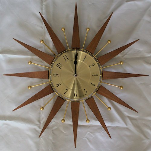 ジョージ・ネルソン/EyeClockアイクロック【Verichron製】詳細画像2