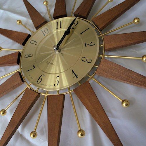 ジョージ・ネルソン/EyeClockアイクロック【Verichron製】詳細画像3