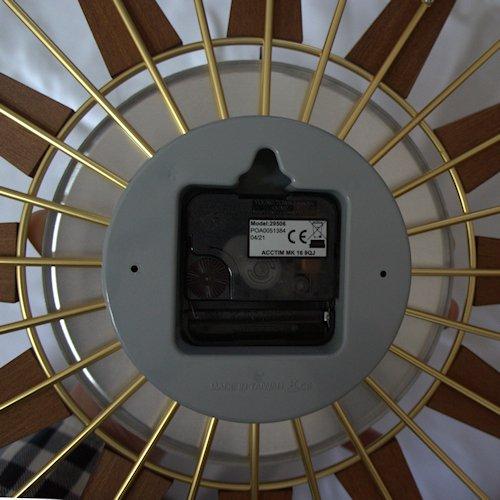 ジョージ・ネルソン/EyeClockアイクロック【Verichron製】詳細画像8