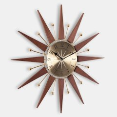 ジョージ・ネルソン/EyeClockアイクロック【Verichron製】