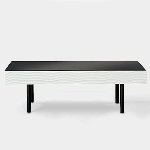 GARTガルト/モダンデザインSULEシュールリビングテーブル【W105cm日本製】詳細画像-デザイナーズ家具通販N PLUS