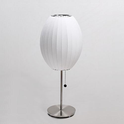 ジョージ・ネルソン/BubbleLampバブルランプテーブルランプ【ロータスシガーS】詳細画像-デザイナーズ家具通販N PLUS