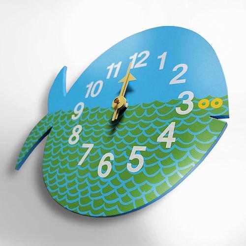 ジョージ・ネルソン/ZooTimerズータイマーFernandoTheFish【サカナVerichron】メイン画像-デザイナーズ家具通販N PLUS