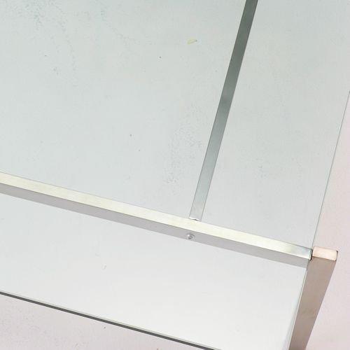 ポール・ケアホルム/PK61コーヒーテーブルリプロダクト【15mm強化ガラス】詳細画像5
