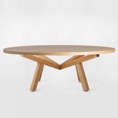 ショーン・ディックス/ForteLowTableフォルテローテーブル【MDF天板Ф120cm】-デザイナーズ家具通販N PLUS