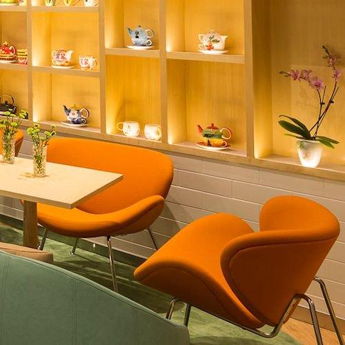 ピエール・ポーリン/OrangeSliceオレンジスライスチェア【ファブリック】詳細画像4
