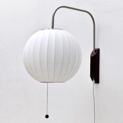 ジョージ・ネルソン/BubbleLampバブルランプウォールスコンス【ボール】