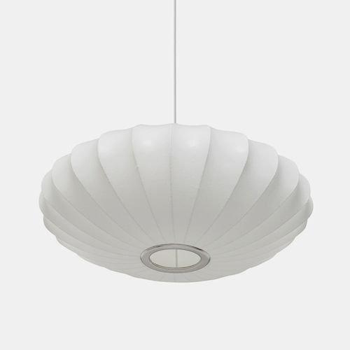 ジョージ・ネルソン/BubbleLampバブルランプ【ソーサーMサイズW550mm】詳細画像2