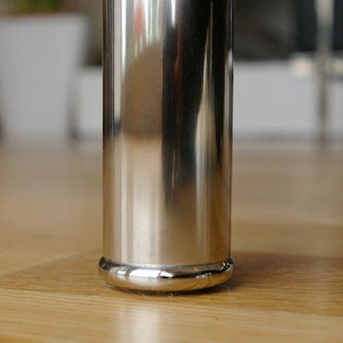 ル・コルビジェ/LC10ローテーブル【W120×D80】15mm厚強化ガラス詳細画像5