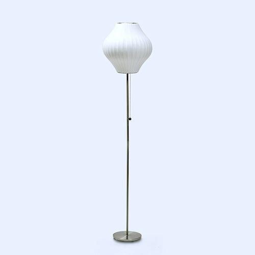 ジョージ・ネルソン/BubbleLampバブルランプフロアランプ【ロータスペアS】詳細画像-デザイナーズ家具通販N PLUS