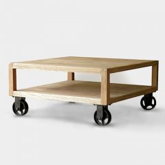 GARTガルト/MUTムートリビングテーブル【85×85cm】