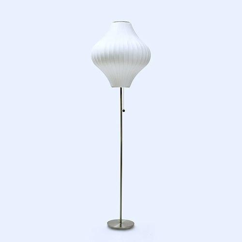 ジョージ・ネルソン/BubbleLampバブルランプフロアランプ【ロータスペアM】詳細画像-デザイナーズ家具通販N PLUS