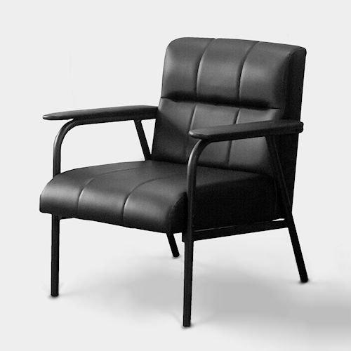 レトロデザインEMSofaイーエムソファ1P【PVC3カラー】詳細画像-デザイナーズ家具通販N PLUS