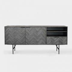 クラウディオ・ベリーニ/CBフィッシュボーンチェア030ウッドベース-デザイナーズ家具通販N PLUS